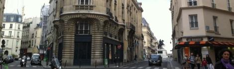 Paris scape