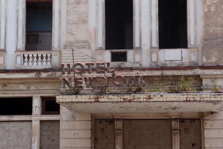 Hotel New York in Havana