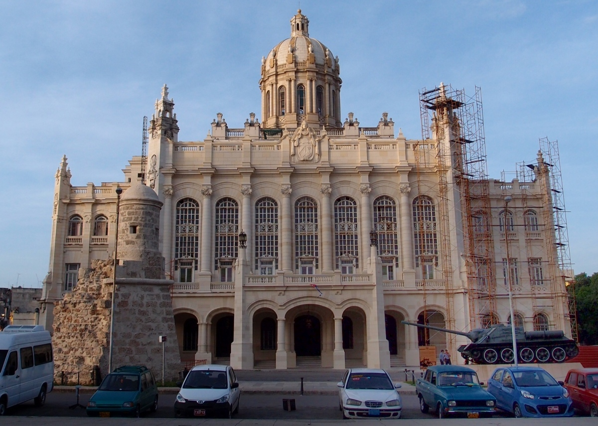 Havana's Museum of Revolution