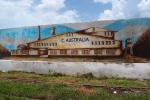 Australia sugar mill in Cuba. No longer in operation.