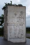 More of the Che Guevara mausoleum in Santa Clara