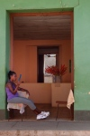 Resident in Trinidad