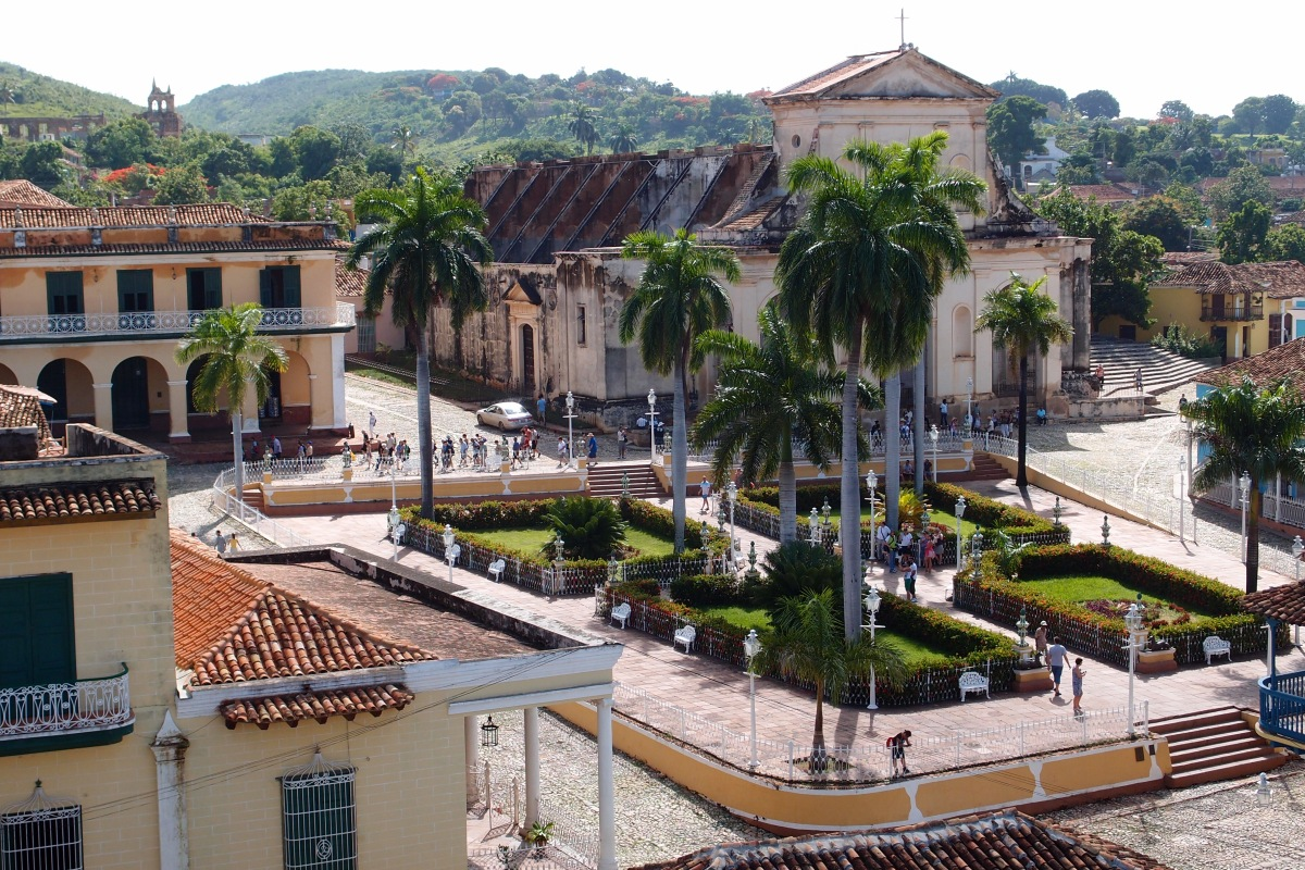 Trinidad's Plaza Mayor