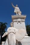 Statue in Cienfuegos