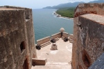 View from Castillo de San Pedro de la Roca del Morro
