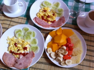 Our Casa farewell breakfast